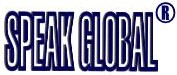 Speak Global Slogan